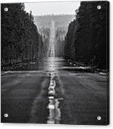 American Road Trip Acrylic Print