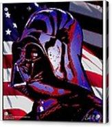 American Sith Acrylic Print