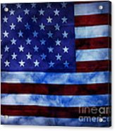 American Sky Acrylic Print