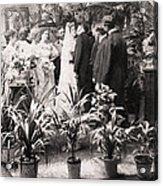 American Wedding, 1900 Acrylic Print
