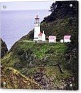 America's Favorite Lighthouse Acrylic Print