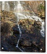 Amicalola Falls  Rainbow Acrylic Print