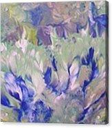 Amidst The Garden Acrylic Print