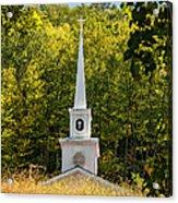 Amidst The West Virginia Woods Acrylic Print