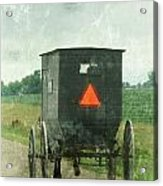 Amish Acrylic Print