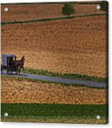 Amish Country Lancaster Pennsylvania Acrylic Print