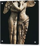 Amor And Psyche. 1st C. Hellenistic Acrylic Print