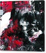 Amorphous Pleasure Acrylic Print