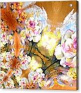 Amour Infinity Acrylic Print