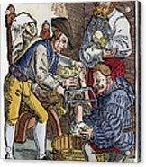 Amputation, 1540 Acrylic Print