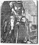 Amputation, 1865 Acrylic Print