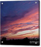 Ams 191a Acrylic Print
