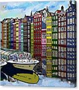 Amsterdam Holland Acrylic Print