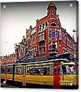 Amsterdam Transportation Acrylic Print