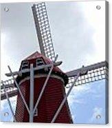 Amsterdam Windmill. Acrylic Print