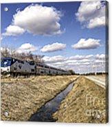 Amtrak 66  Acrylic Print