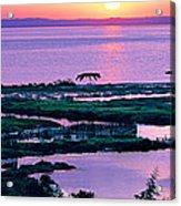 Amvrakikos Gulf Acrylic Print