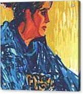 Amy At Jeff's Acrylic Print
