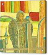 An Angel For An Angel Acrylic Print