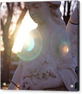 An Angel For Walter Acrylic Print