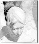 An Angel  Acrylic Print