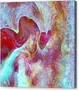 An Angels Love Acrylic Print