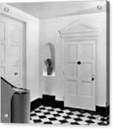 An Entrance Hall Acrylic Print