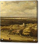 An Extensive Landscape Acrylic Print