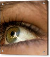 An Eye For Beauty Acrylic Print