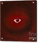 An Eye Is Upon You Acrylic Print