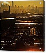An Imposing Skyline Acrylic Print