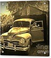 An Old Hidden Gem Acrylic Print by John Malone
