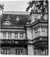An Old Polish Tenement Acrylic Print