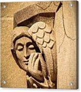 An Outside Prayer Acrylic Print