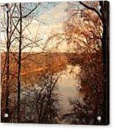 Anacostia River 6457 Acrylic Print