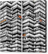 Anarchitecture Viii Acrylic Print
