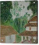 Ancestral House Acrylic Print