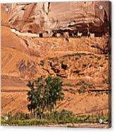 Ancient Anasazi Pueblo Canyon Dechelly Acrylic Print