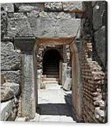 Ancient Arch Acrylic Print