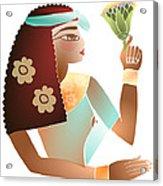 Ancient Beauty Acrylic Print