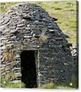Ancient Beehive Hut Acrylic Print