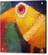 Ancient Bird Acrylic Print