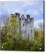Ancient Castle Donegal Acrylic Print