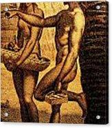 Ancient Chamorro Society 2 Acrylic Print