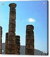 Ancient Delphi 16 Acrylic Print