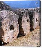 Ancient Delphi 24 Acrylic Print