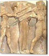Ancient Delphi 27 Acrylic Print