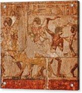 Ancient Egyptian Art Acrylic Print