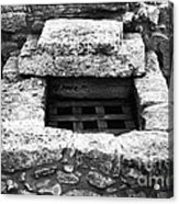 Ancient Escape Acrylic Print