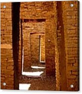 Ancient Galleries Acrylic Print